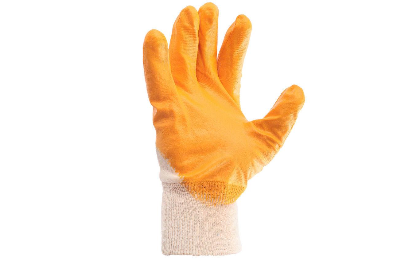Перчатки Intertool - нитрил 10 1