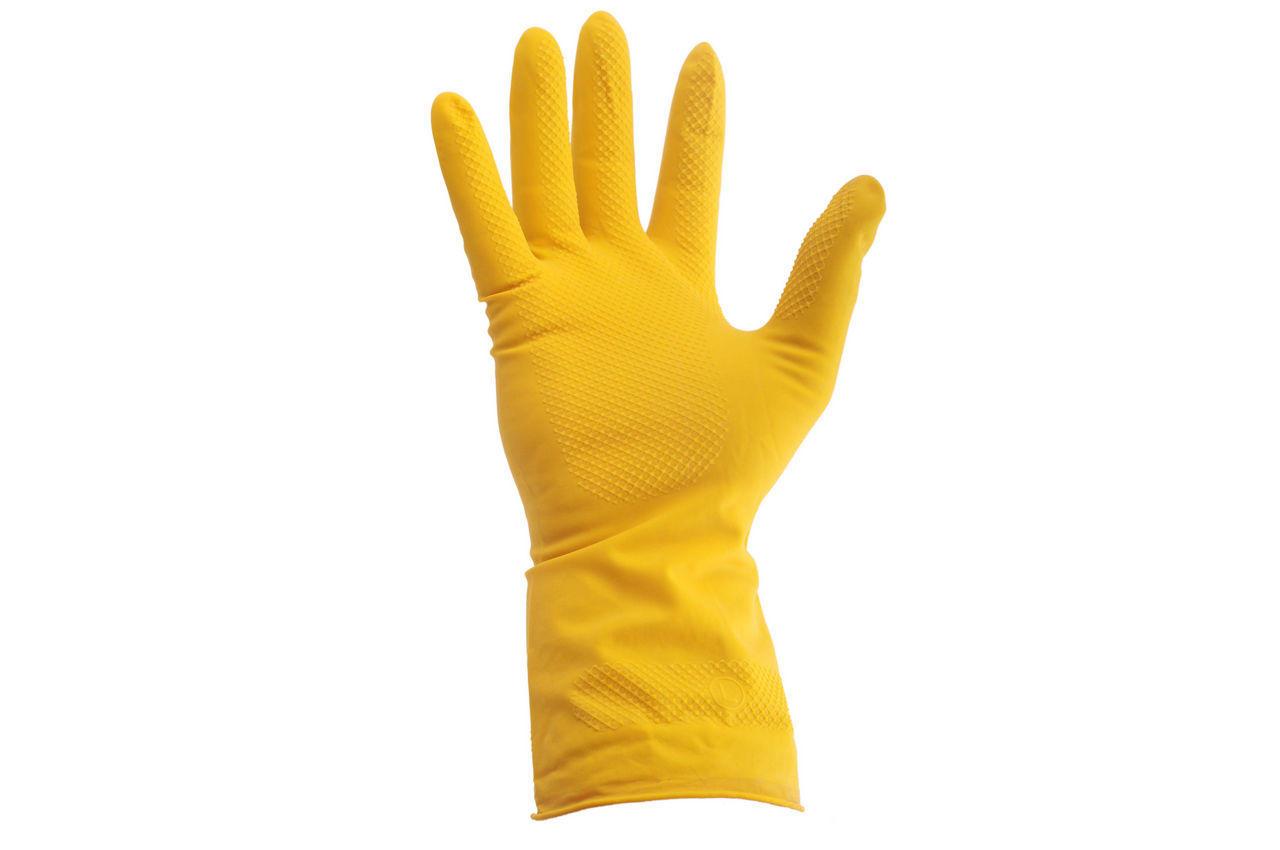 Перчатки Intertool - резиновые (L) 9 1