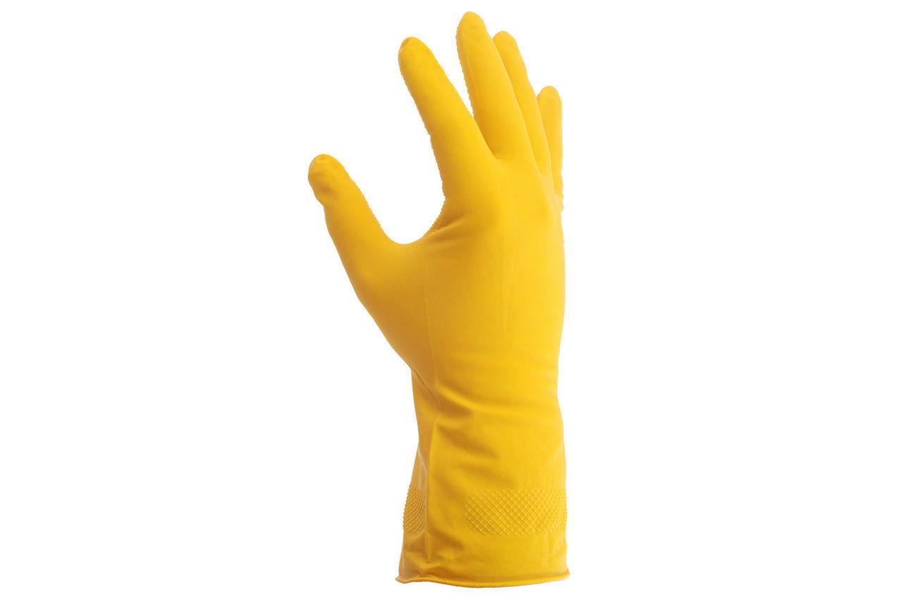 Перчатки Intertool - резиновые (L) 9 2