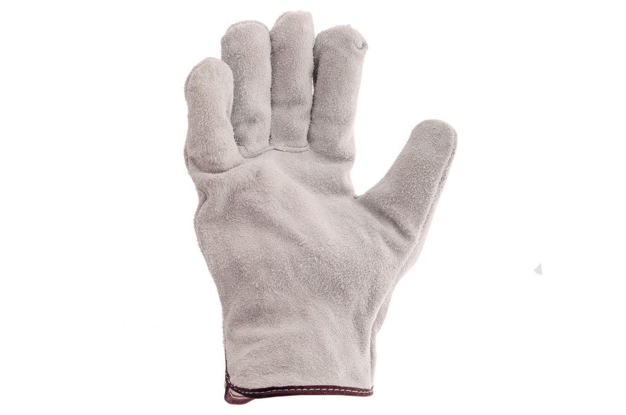 Перчатки Intertool - замшевые 10 1