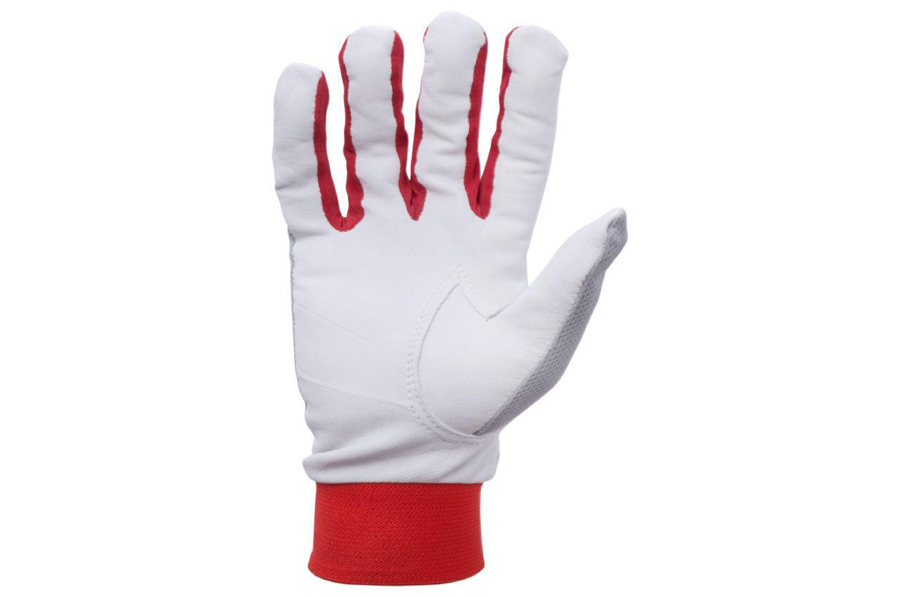 Перчатки Intertool - кожаные комбинированные утепленные 10 2