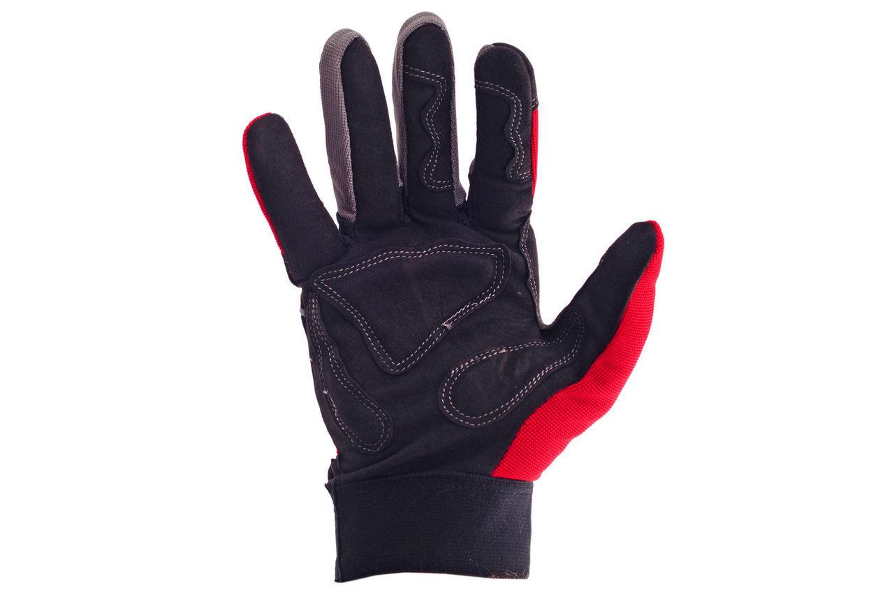 Перчатки Intertool - неопреновые комбинированные спандексом 9 1