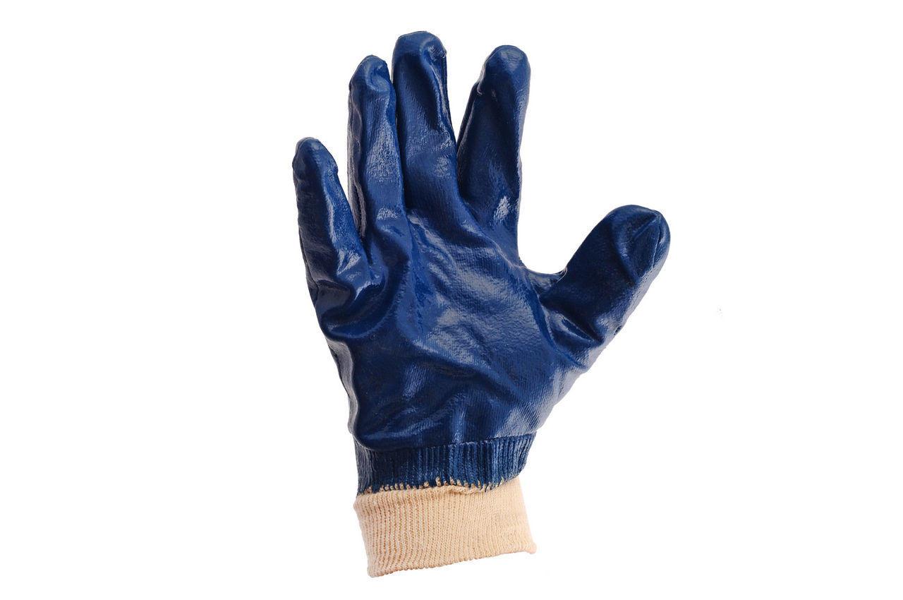 Перчатки Mastertool - масло-бензостойкие с мягким манжетом 10,5 1