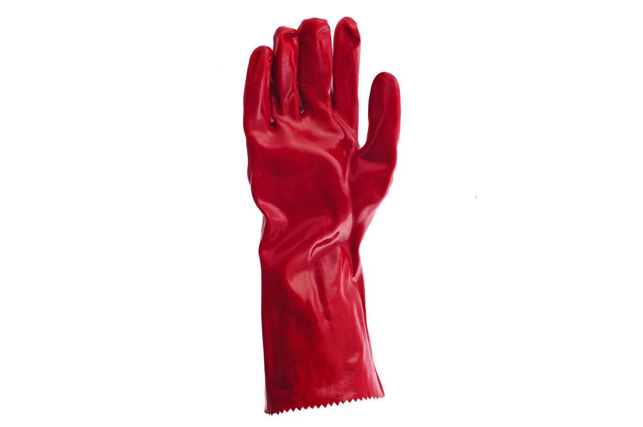 Перчатки Mastertool - масло-бензостойкая 35 см х 10,5 1