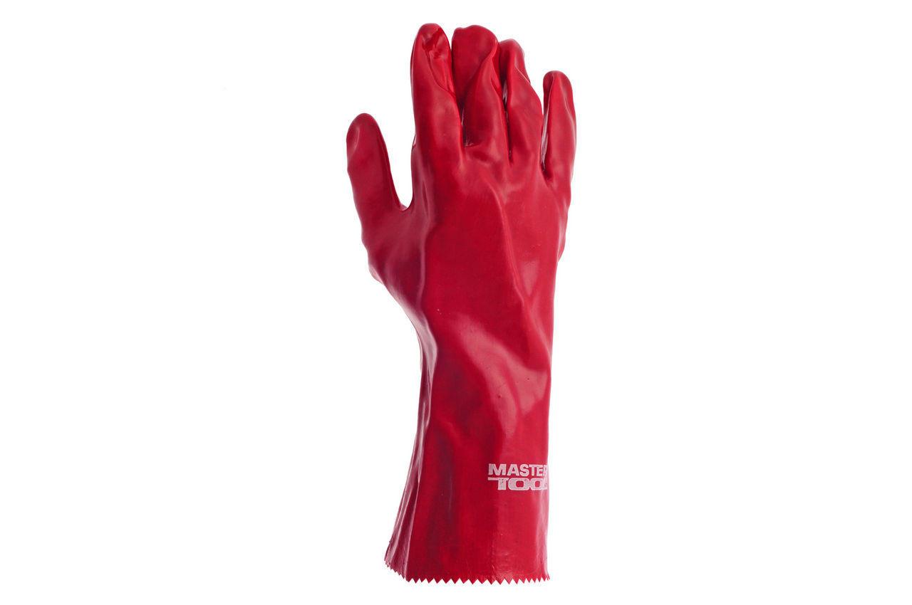 Перчатки Mastertool - масло-бензостойкая 35 см х 10,5 2