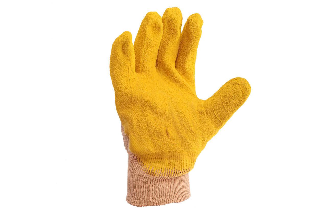 Перчатки Mastertool - стекольщика (желтая) 10,5 1
