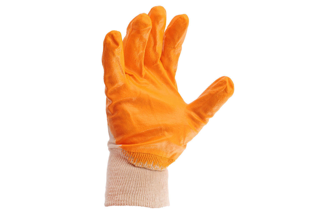 Перчатки Mastertool - нитрил 10 1
