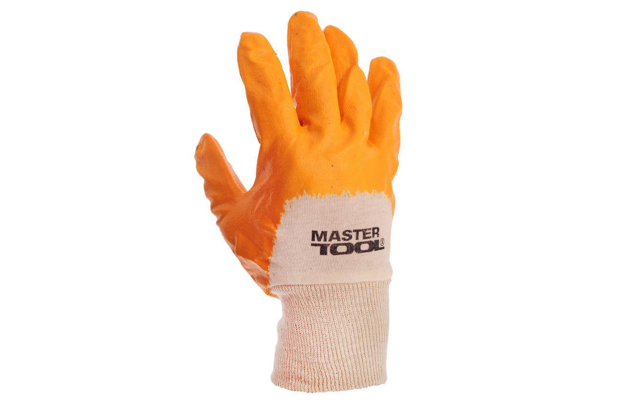 Перчатки Mastertool - нитрил 10 2