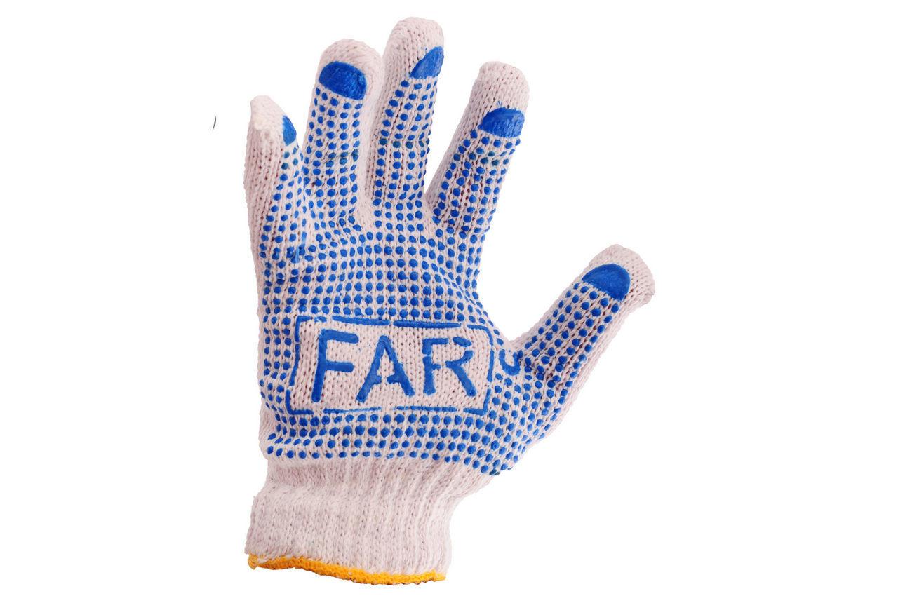 Перчатки PRC FAR - простые плотные 1