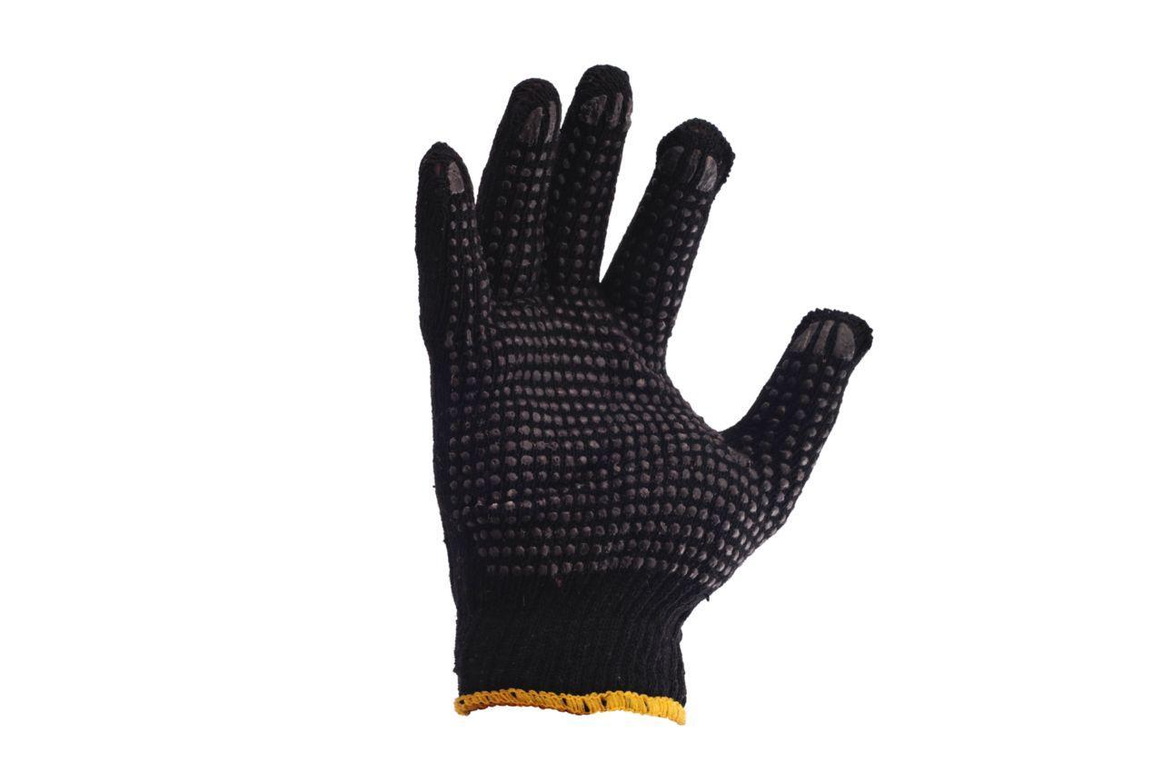 Перчатки PRC - черная с точкой 10 1