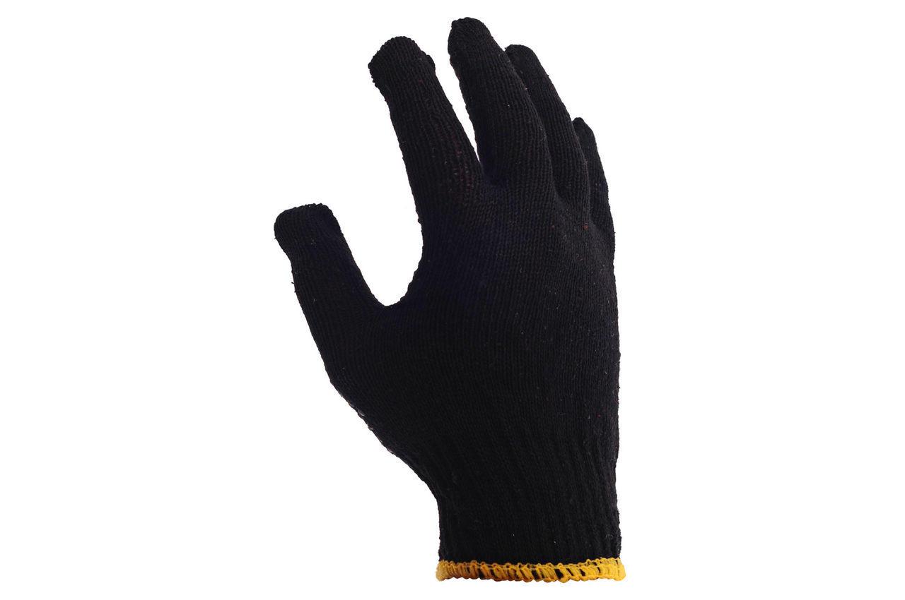Перчатки PRC - черная с точкой 10 2