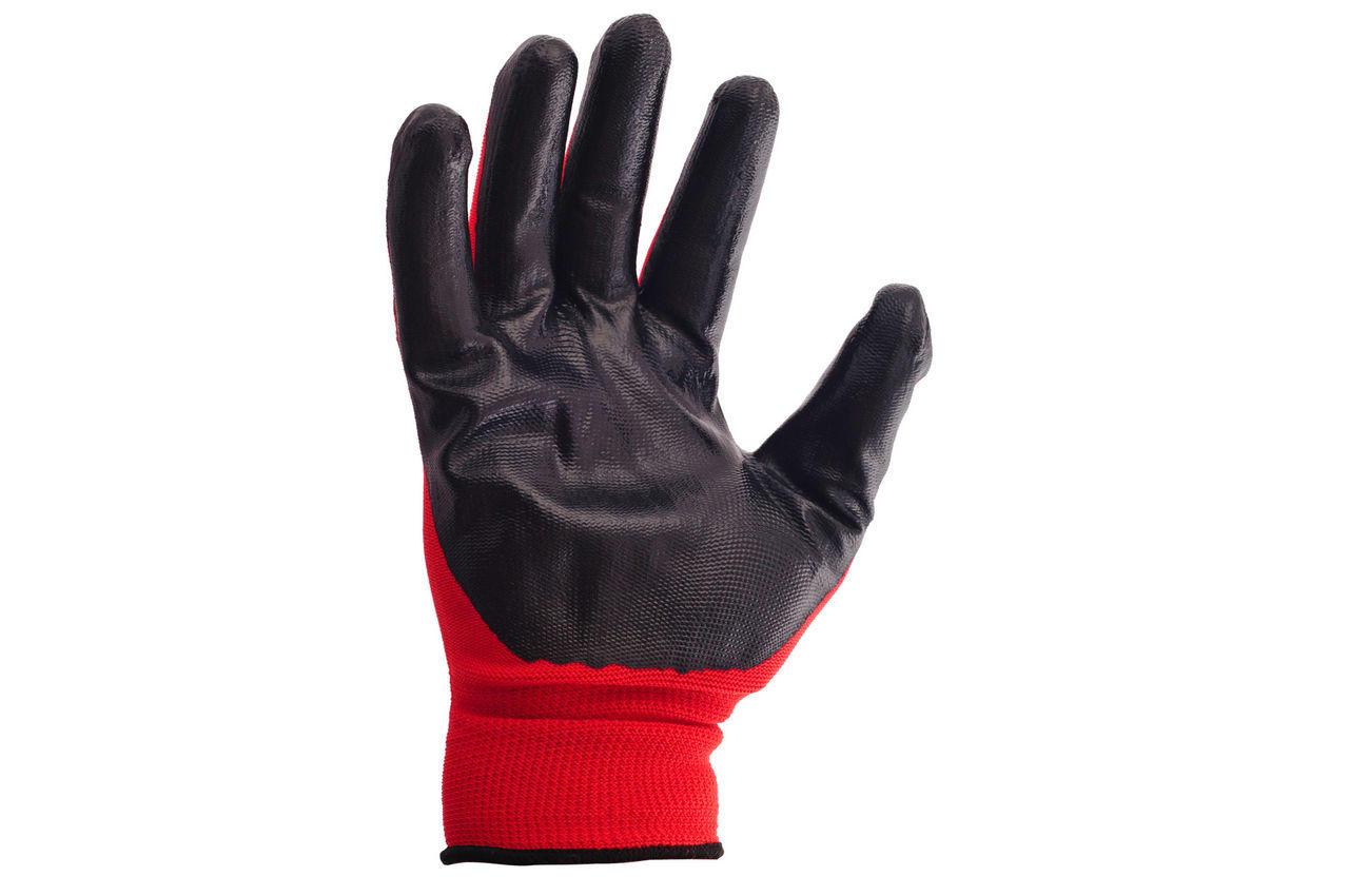 Перчатки PRC - латексная пропитка 10 1