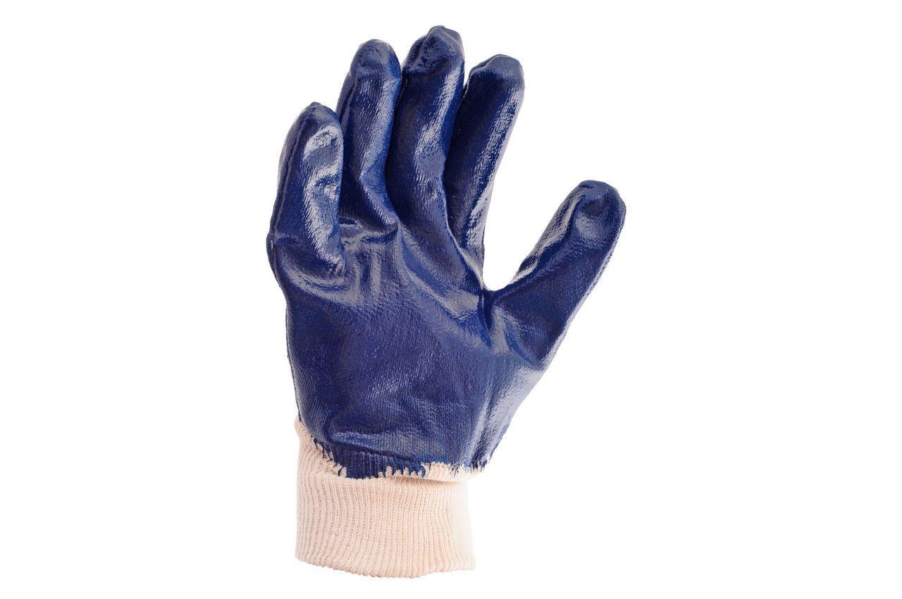 Перчатки PRC Канистра - масло-бензостойкие с мягким манжетом 10 (щелочные) 1