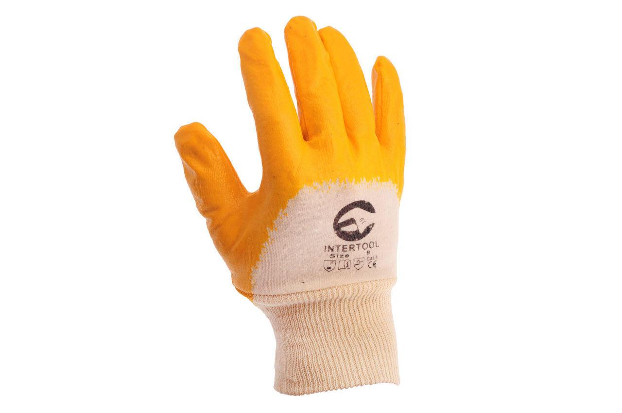 Перчатки PRC - нитрил 8 2