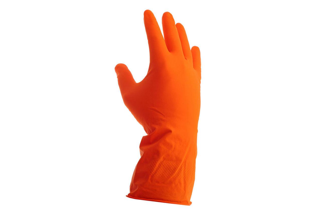 Перчатки Алиско - резиновые L 2