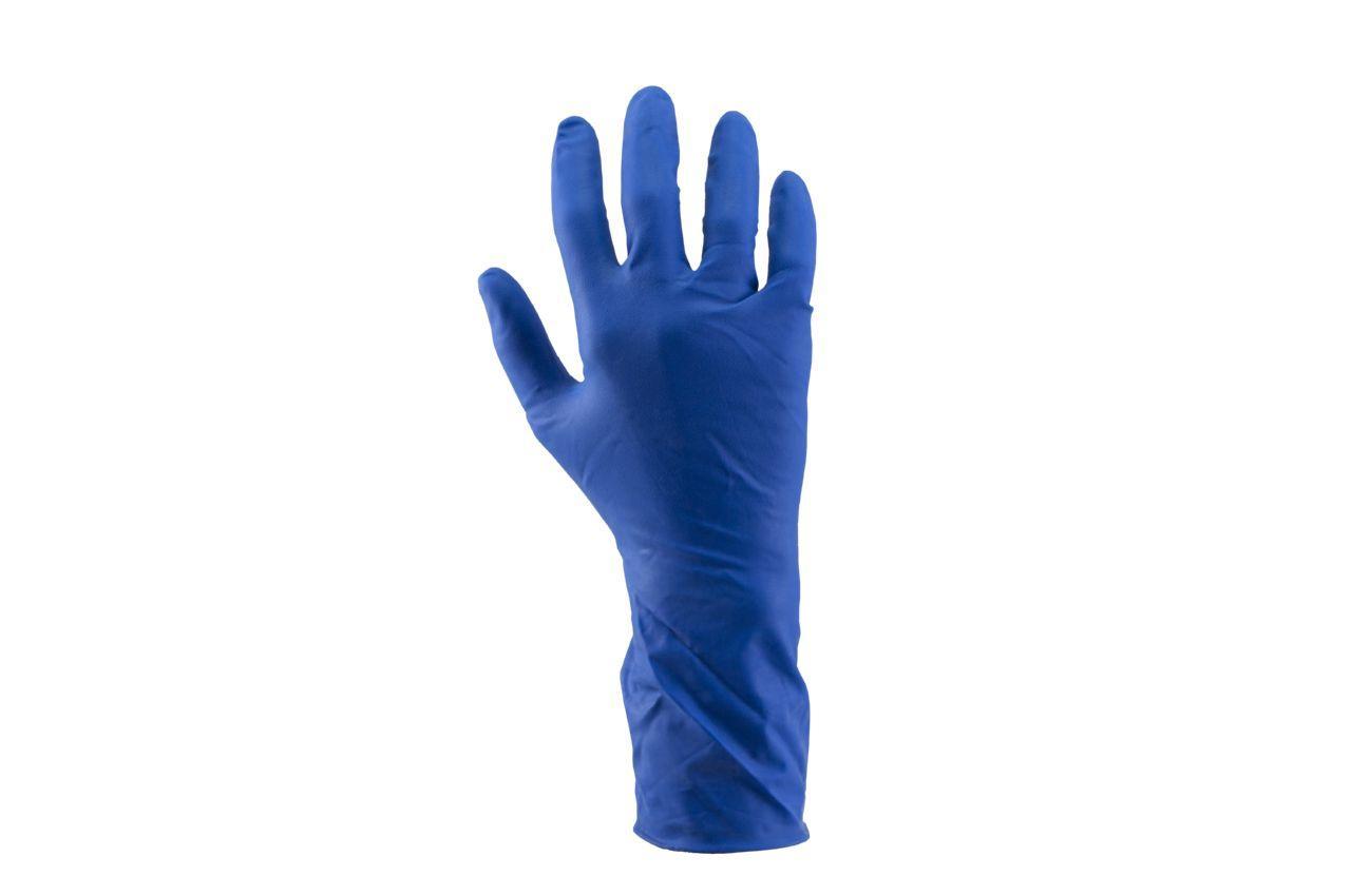 Перчатки амбулаторные (медицинские) PRC - (M) 7-8 (в пачке 50 перчаток) 2