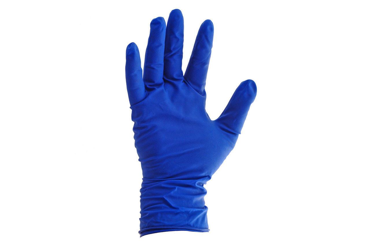 Перчатки амбулаторные (медицинские) PRC - (L) 8-9 (в пачке 50 перчаток) 1