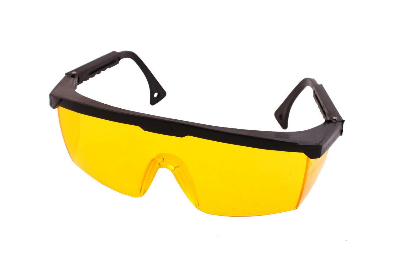 Очки защитные Vita - комфорт (желтые) 1