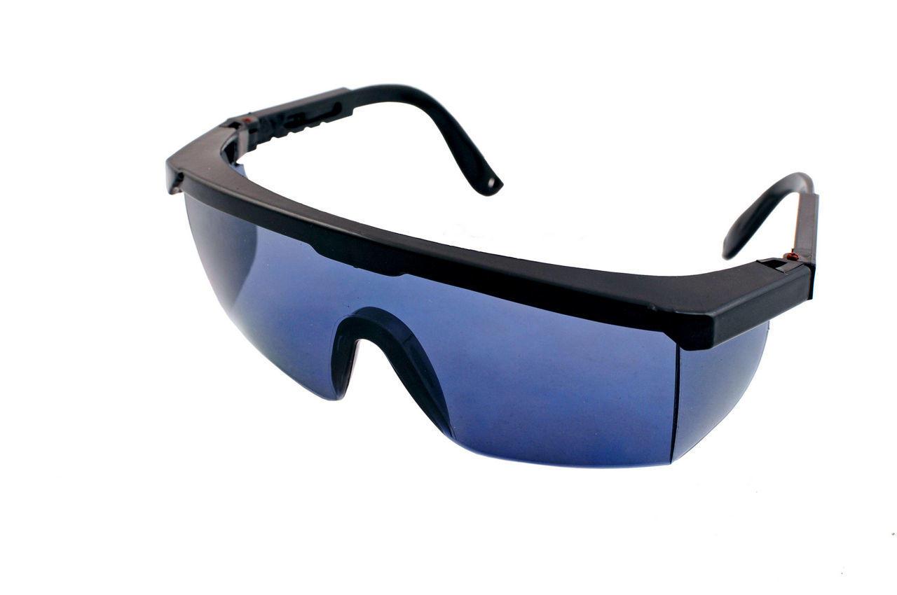 Очки защитные Vita - комфорт (синие) 1