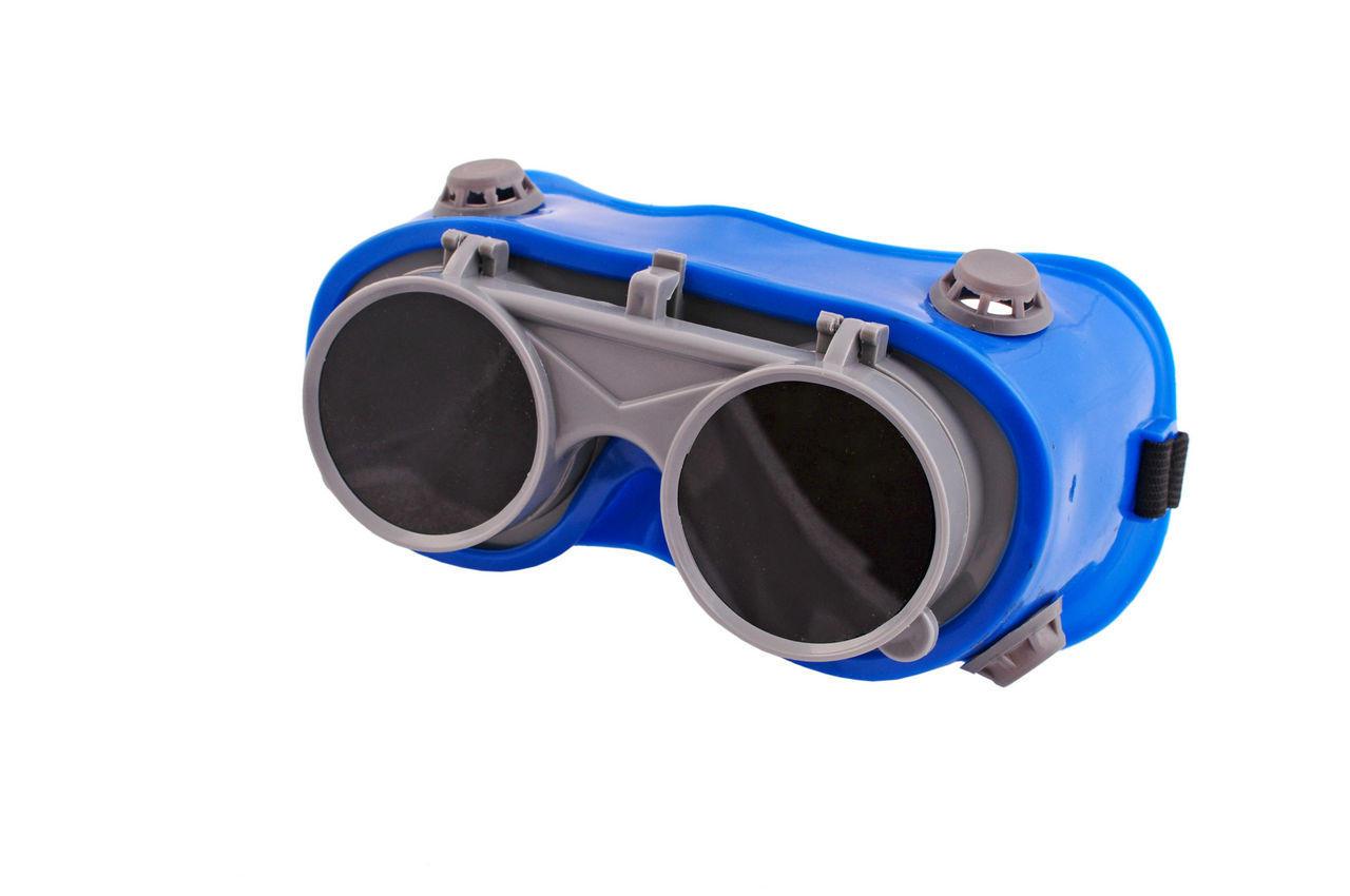 Очки сварочные Vita - откидные круглые 1