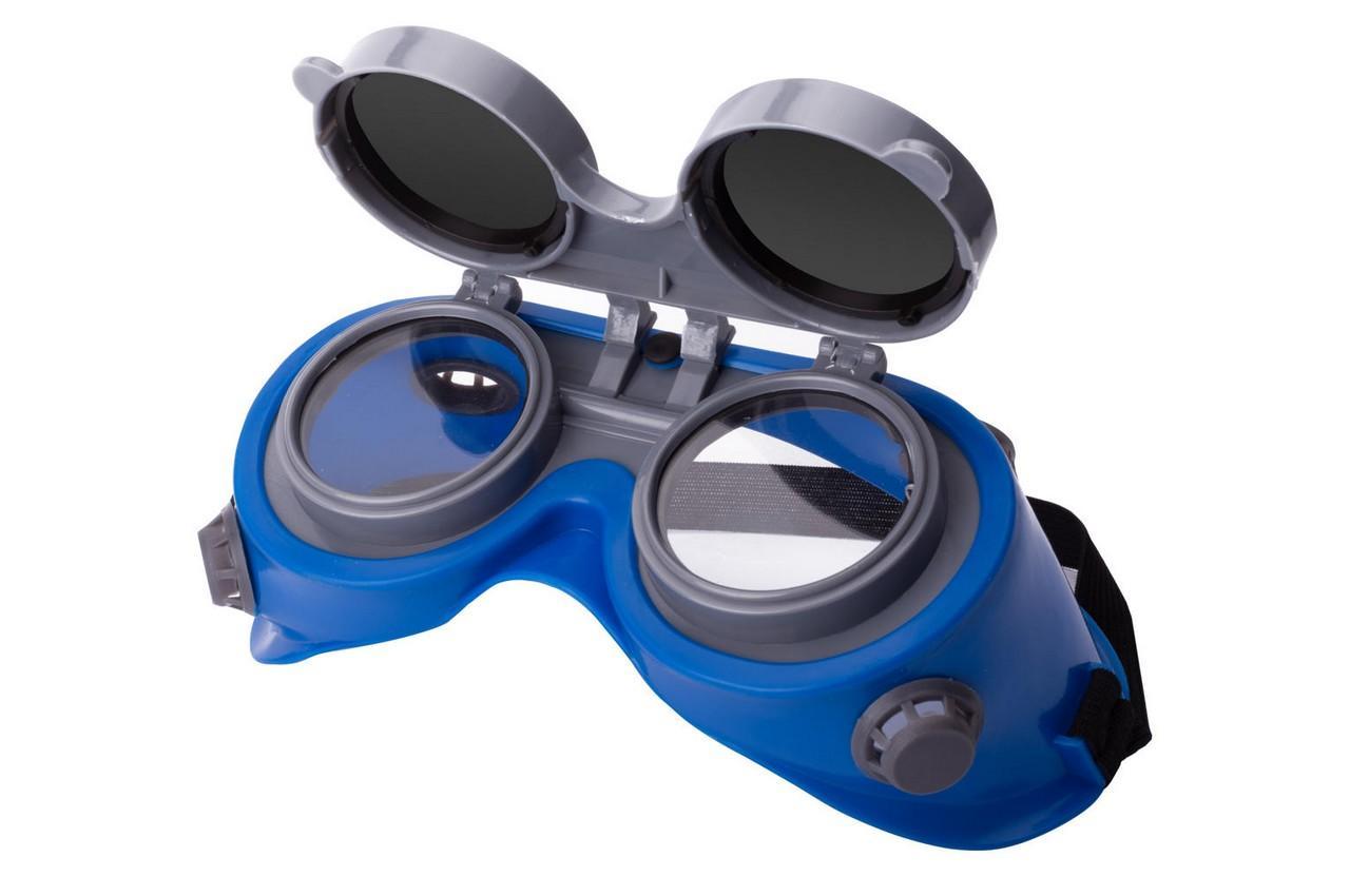 Очки сварочные Vita - откидные круглые 2