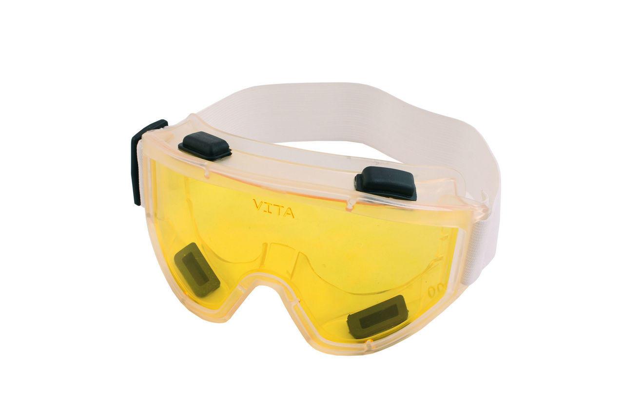 Очки защитные Vita - VISION (жёлтые) 1