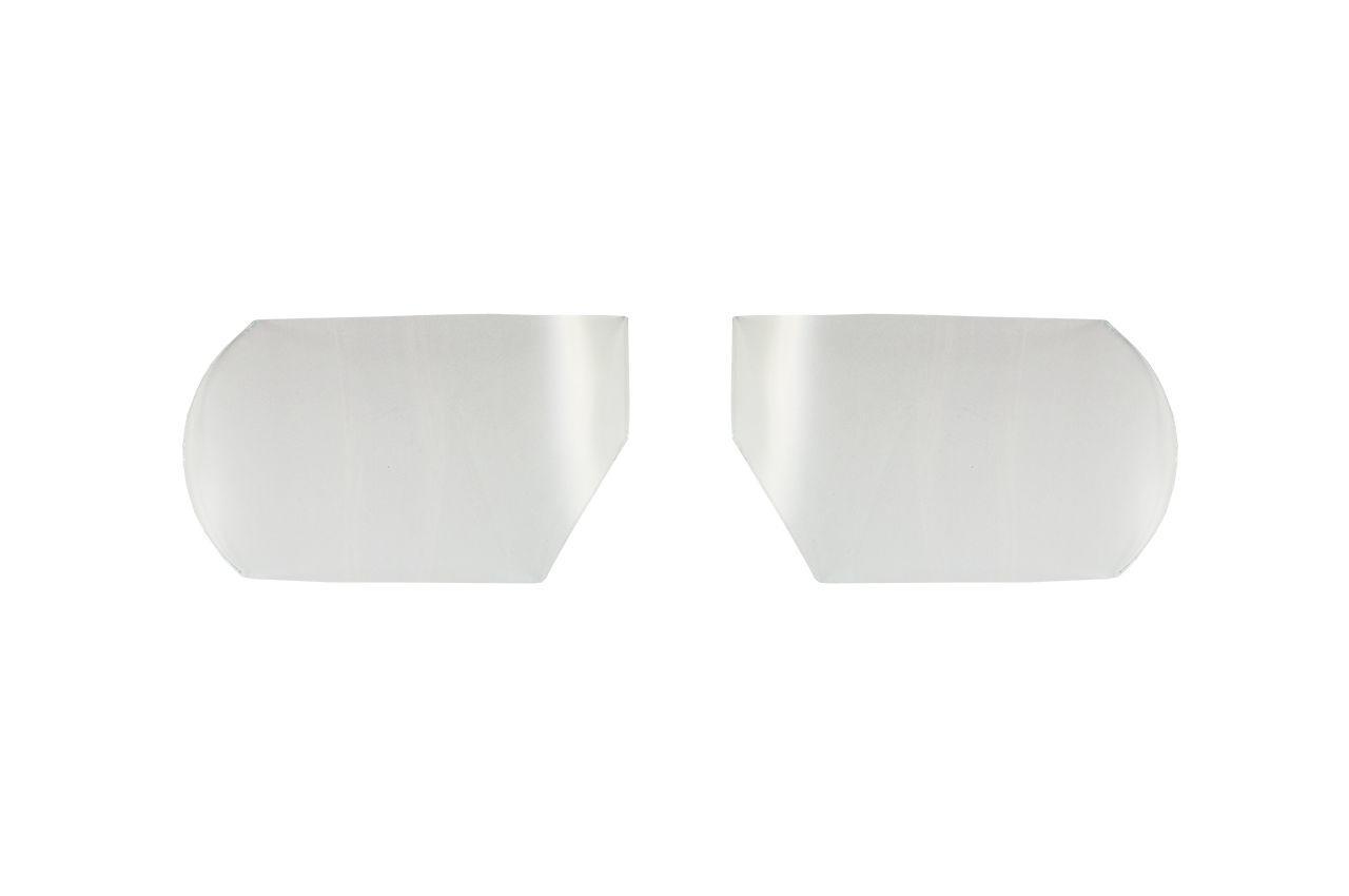 Стекло на очки Vita - ЗП-12 прозрачное изогнутое (в комплекте 2 шт.) 1