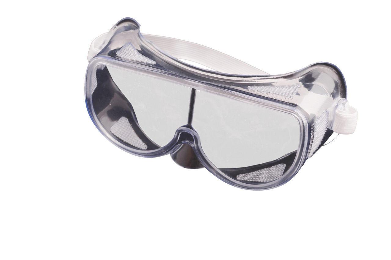 Очки защитные Intertool - силиконовые 1