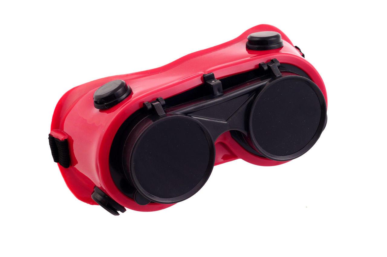 Очки сварочные Intertool - откидные Г-2 1