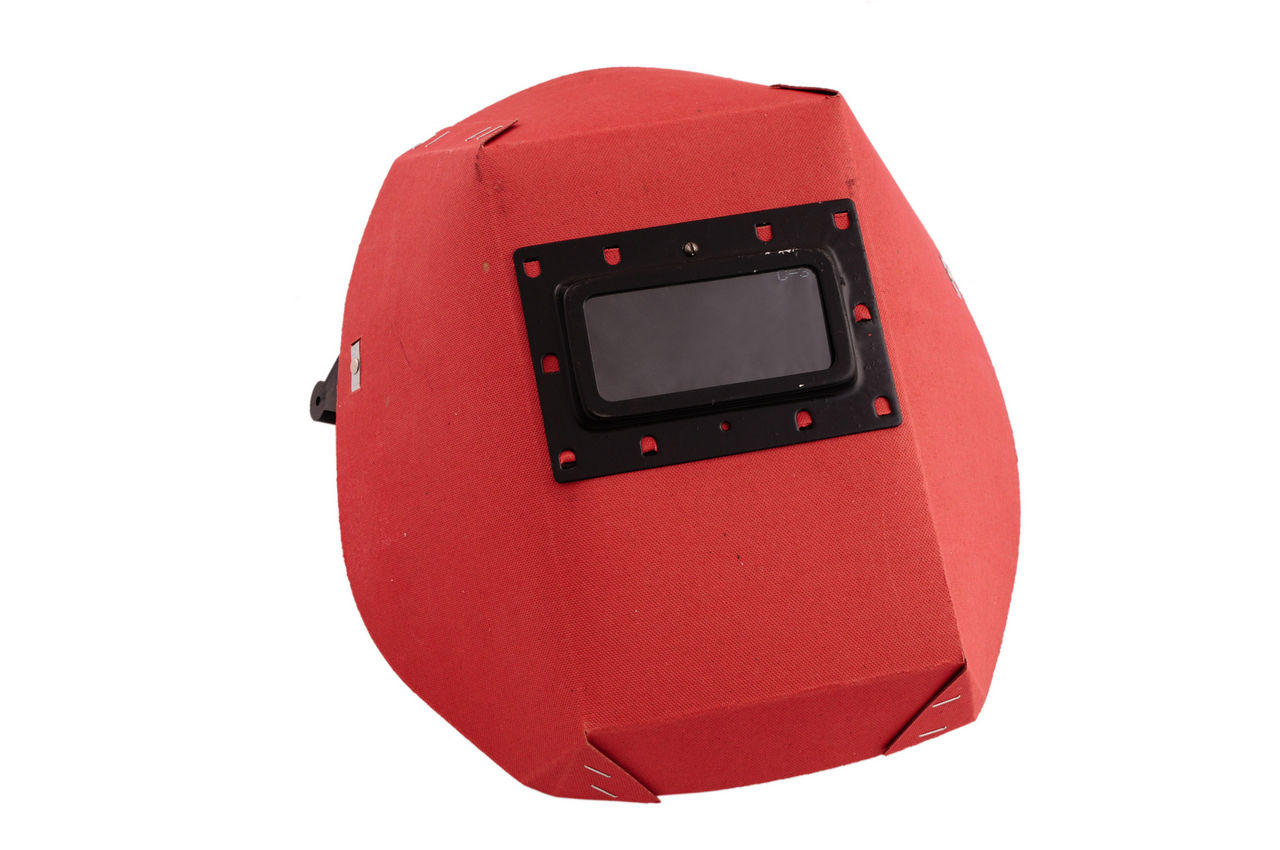 Маска сварочная Vita - фибра-картон 1,0 мм 1