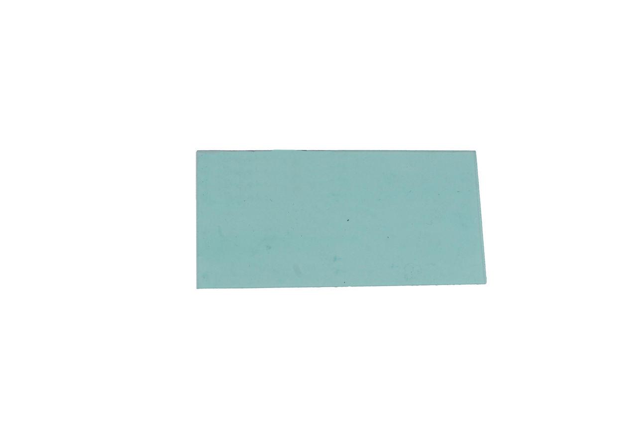 Стекло для сварочной маски Vita - 52 х 102 мм поликарбонат 1