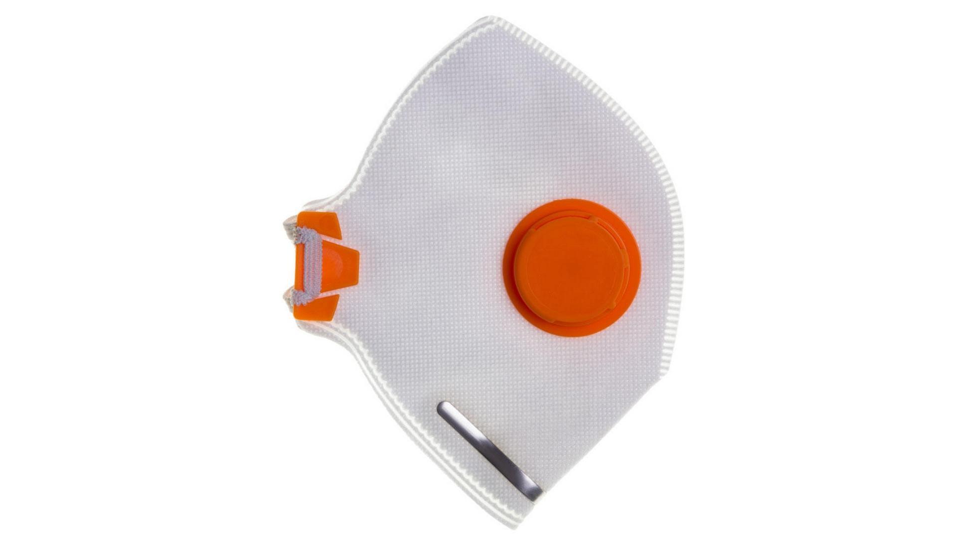 Респиратор Vita - Спектр-2К FFP-2D желтый 3