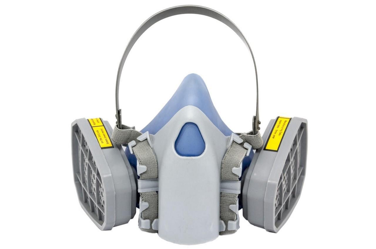 Респиратор Vita - Сталкер-2, с двумя химическими фильтрами (трапеция) 1
