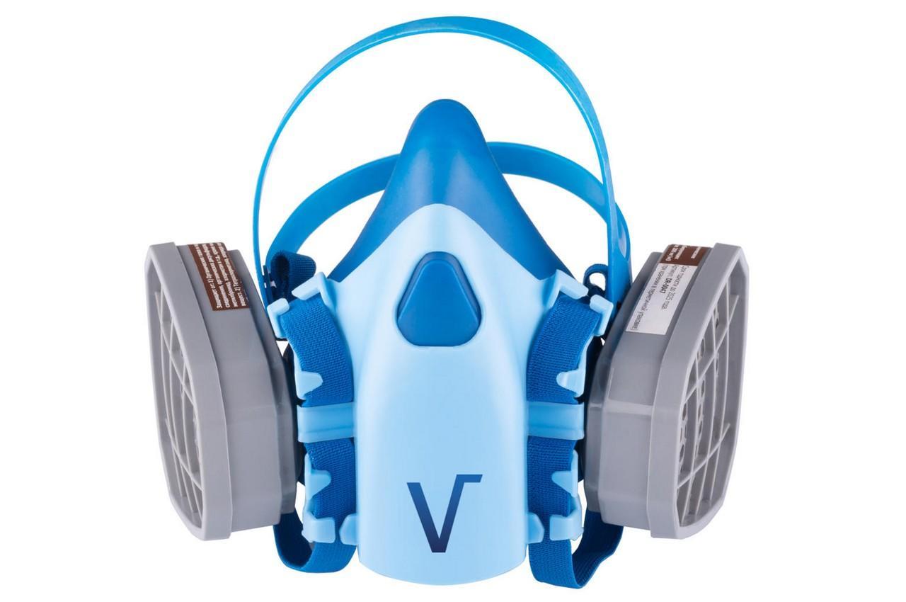 Респиратор Vita - Химик-2, с двумя химическими фильтрами (трапеция) 1