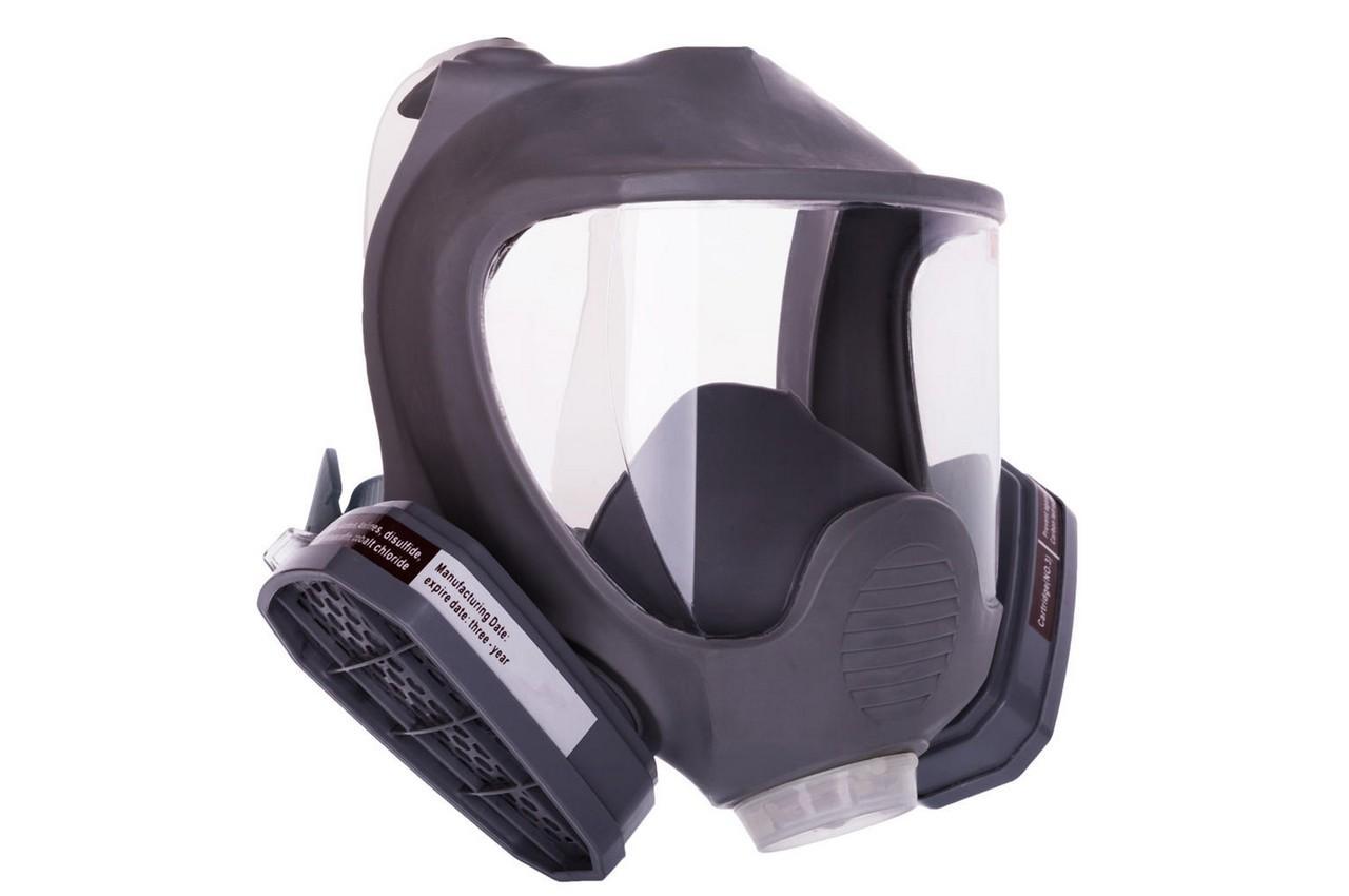 Респиратор-маска Vita - с фильтрами марки А, резиновая оправа 1