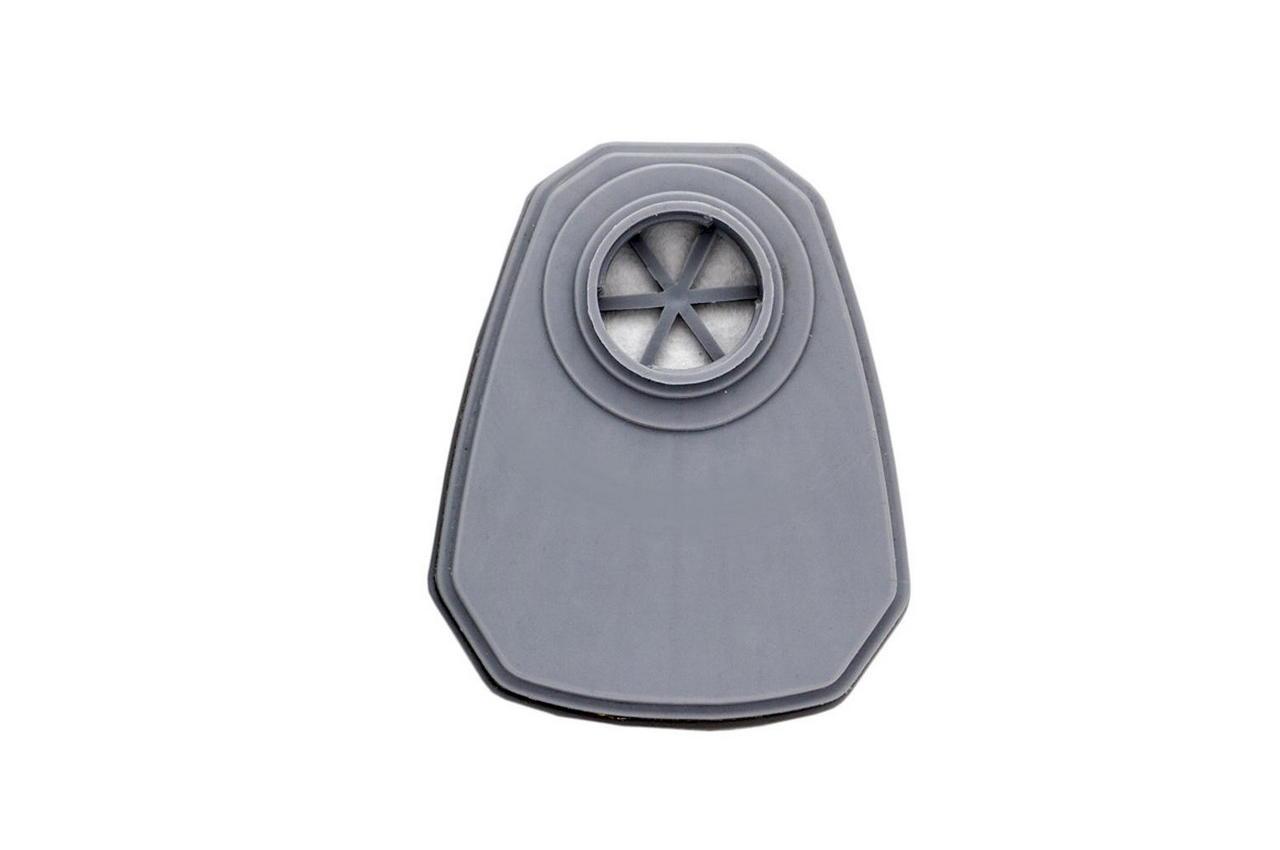 Респиратор-маска Vita - с фильтрами марки А, резиновая оправа 2