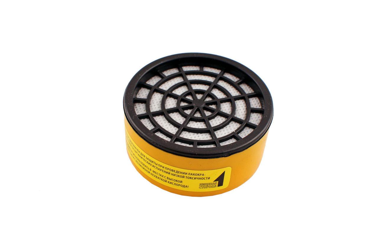 Фильтр для респиратора Miol - кислые газы (круглый) 1