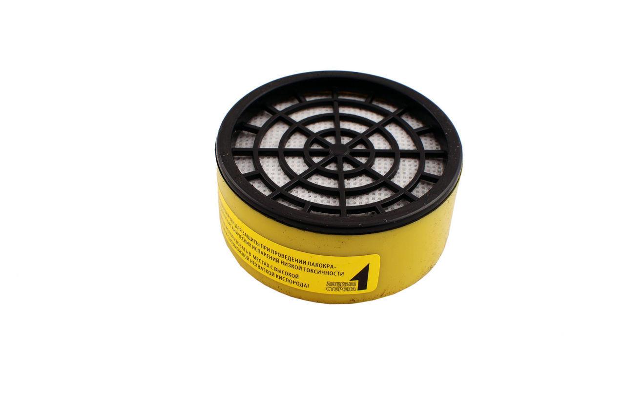 Фильтр для респиратора Miol - органические газы (круглый) 1