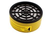 Фильтр для респиратора Miol - органические газы (круглый)