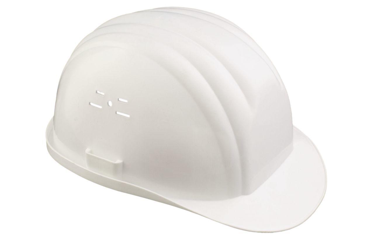 Каска строительная Vita белая 1