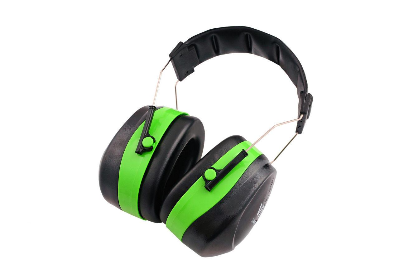 Наушники Vita - с шумоподавлением 32 db, усиленный мягкий наголовник 1