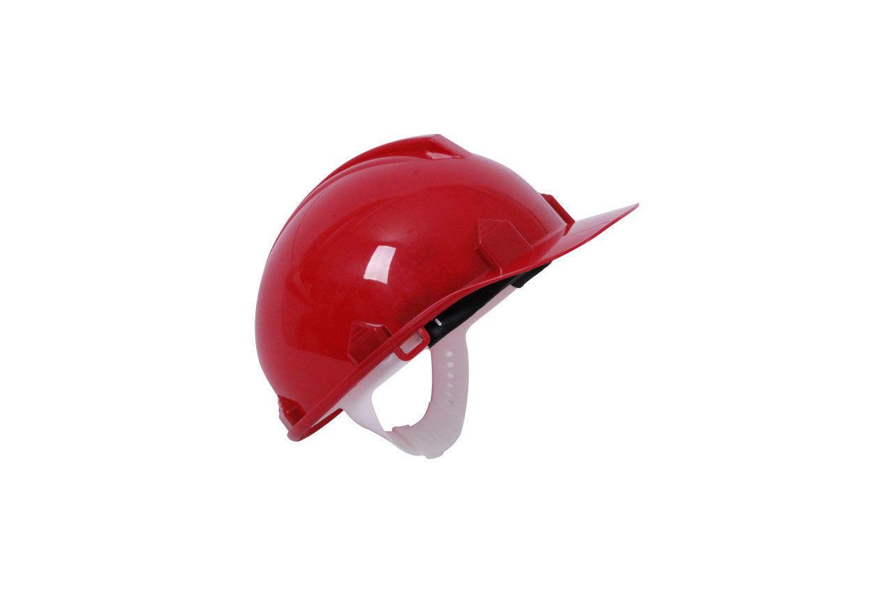 Каска строительная Intertool - красная 2