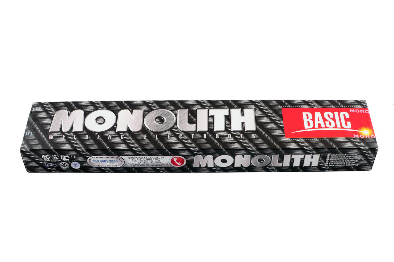 Электроды PlasmaTec - Monolith (УОНИ-13/55) 3 мм x 2,5 кг 1