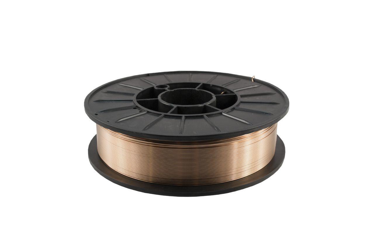 Проволока сварочная PlasmaTec - Monolith 1,0 мм х 5 кг, G3Si1 1