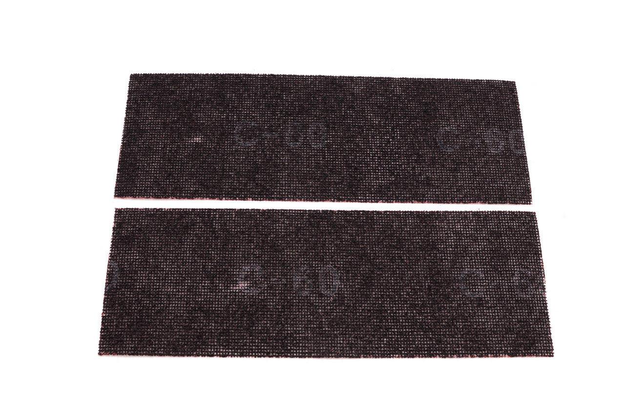 Сетка абразивная Intertool - 105 х 280 мм Р60 (в комплекте 10 шт.) 2