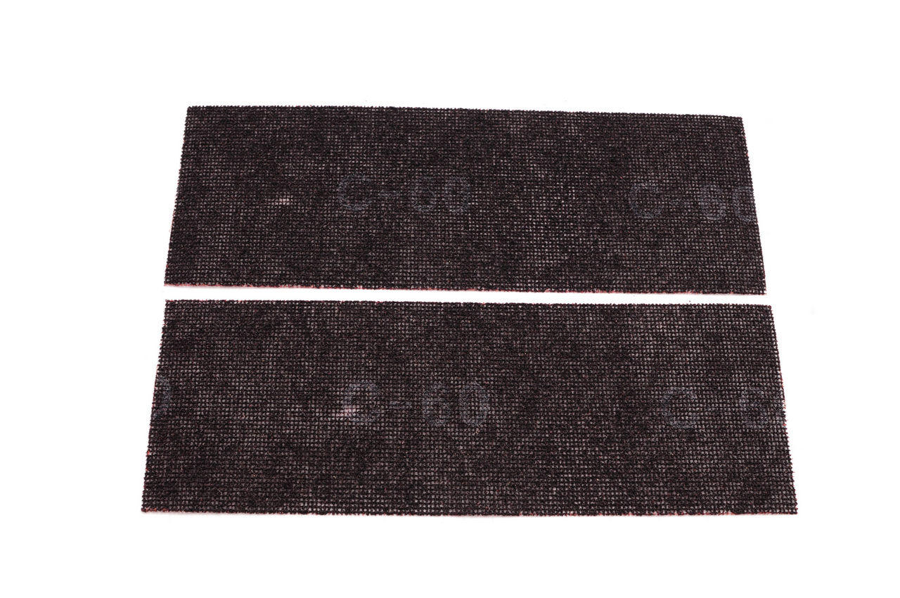 Сетка абразивная Intertool - 105 х 280 мм Р100 (в комплекте 10 шт.) 2