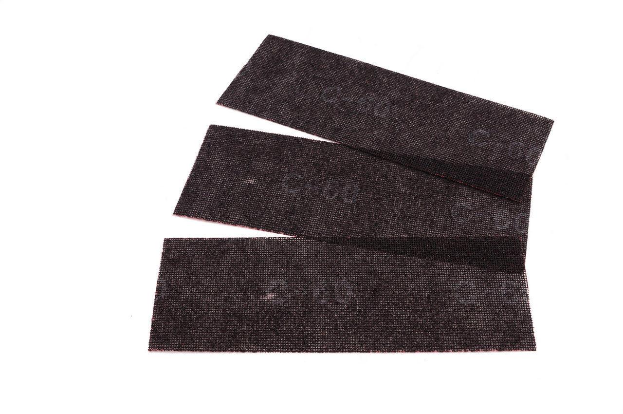 Сетка абразивная Intertool - 105 х 280 мм Р180 (в комплекте 10 шт.) 1