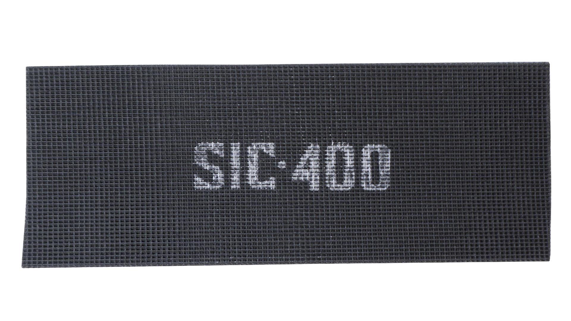 Сетка абразивная Intertool - 105 х 280 мм Р400 (в комплекте 10 шт.) 3