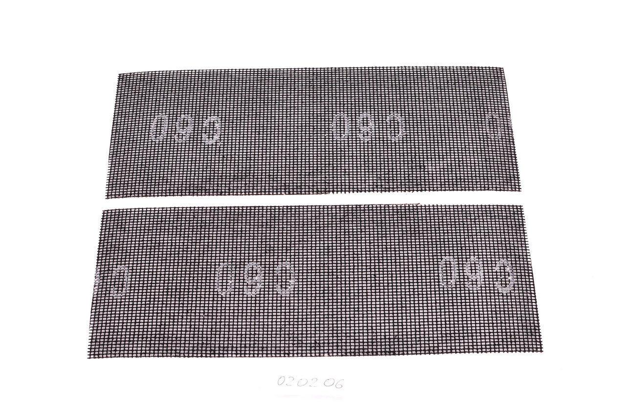 Сетка абразивная Granite - 107 х 280 мм Р80 (в комплекте 10 шт.) 1