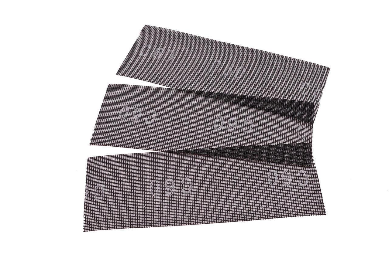 Сетка абразивная Granite - 107 х 280 мм Р80 (в комплекте 10 шт.) 2